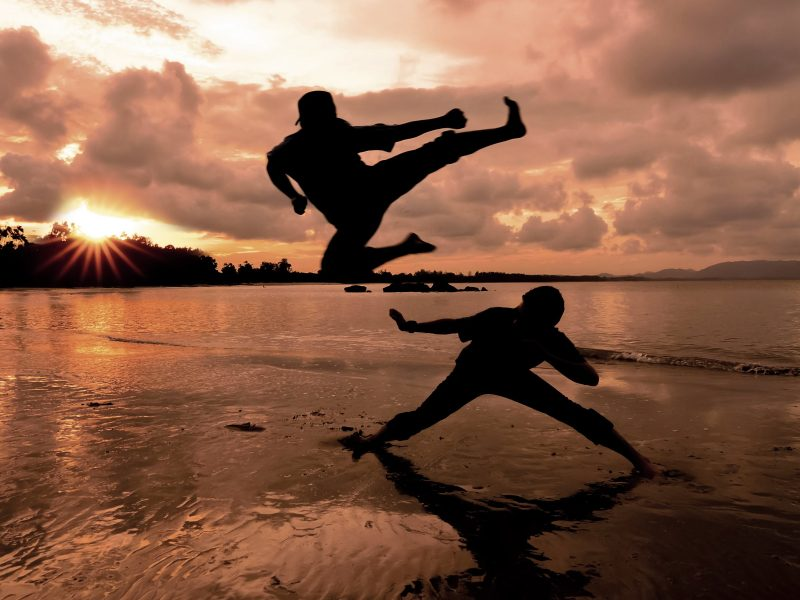 The importance of martial arts throughout life